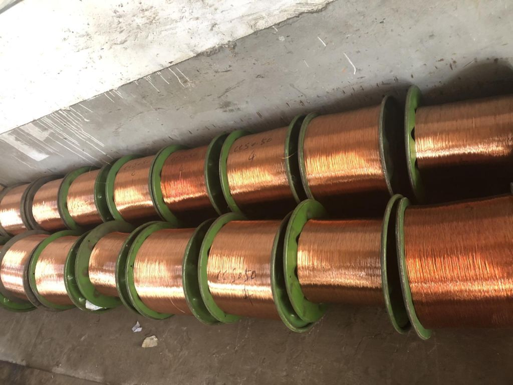 copper clad aluminum wire(cca)
