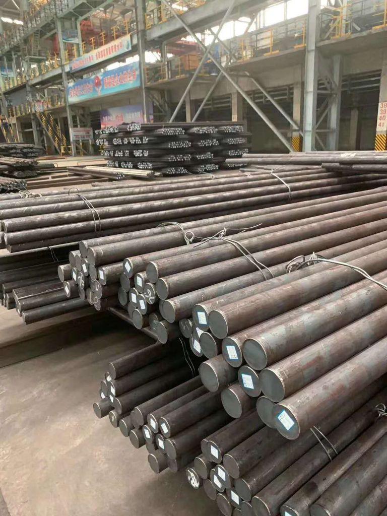 Hot Rolled Carbon Steel ASTM 1045 C45 S45c Ck45 Mild Steel Rod Bar/Round Bar