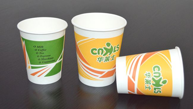 Various Size Paper Cup for Cold Drink Hot Drink