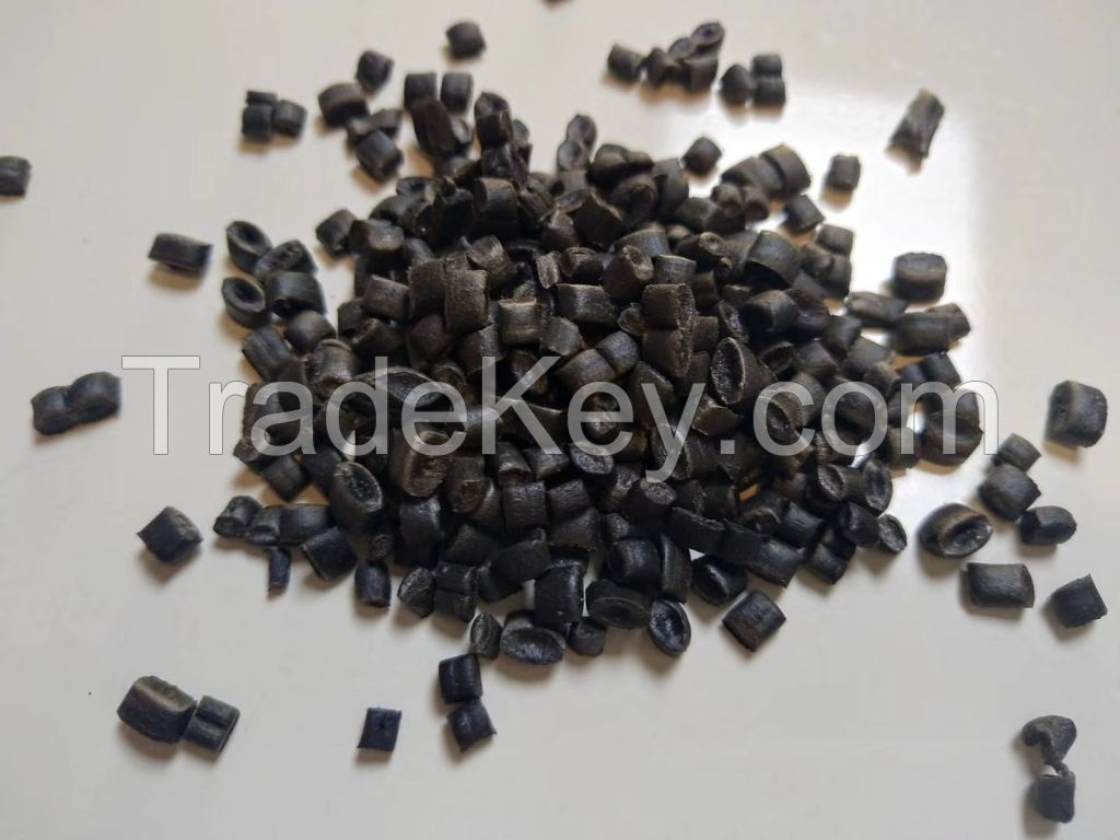 Black PP Plastic Granules/China Gold Supplier/Direct Manufacturer