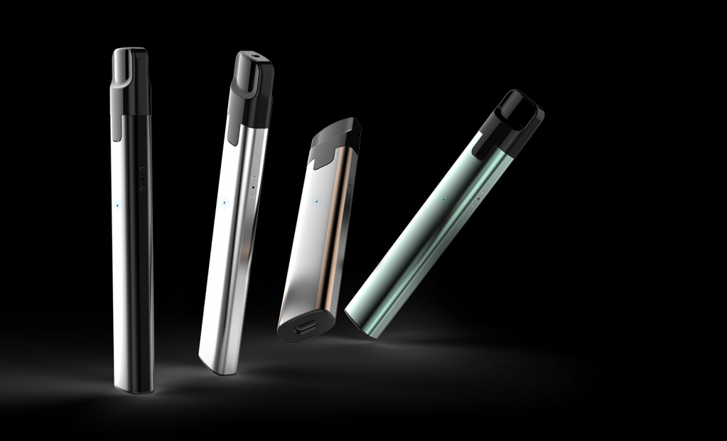 Reusable electronic cigarette M12