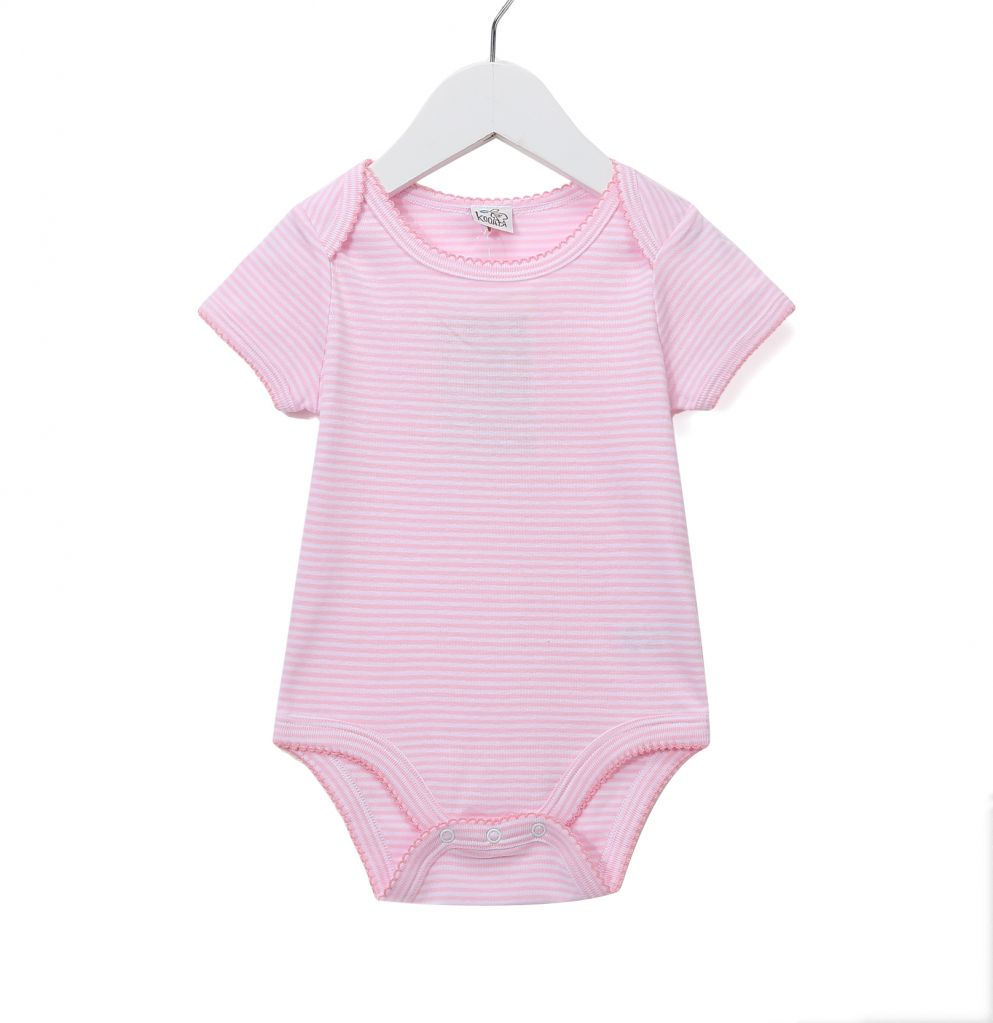 Baby Short Sleeve Romper