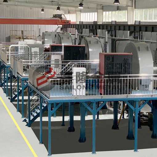 Industrial Plasma Rotating Electrode Process System