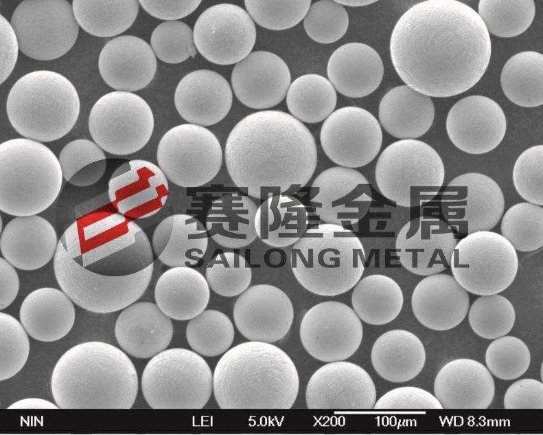 Titanium Aluminium Alloy(Ti48Al2Cr2Nb) Spherical Metal Powder for EBM Additive Manufacturing