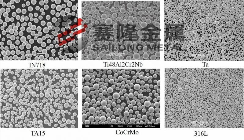 3D Printing Metal Powder-Additive Manufacture-Spherical Metal Powder