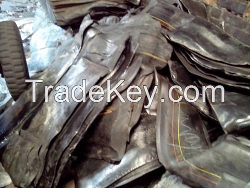 Nylon rubberized tyre cord fabric
