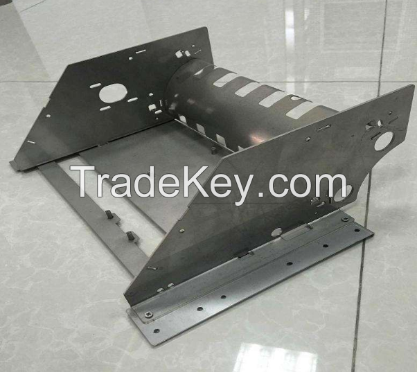 Metal product parts