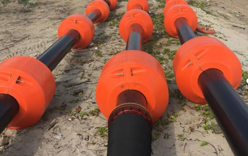 UHMWPE Floating Pipe