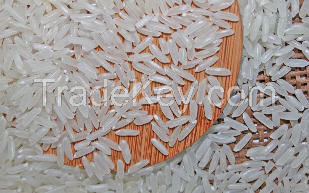 Mekong Delta with rice fields - Vietnam Long Grain White Rice IR504
