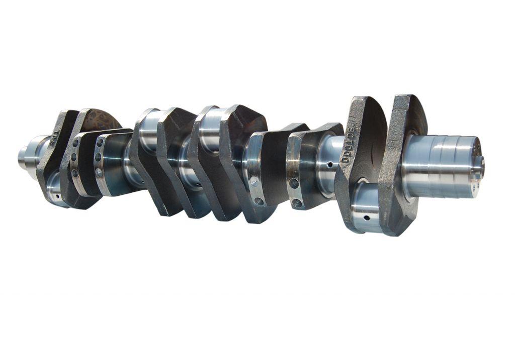 Navistar crankshaft for engine 7.2L
