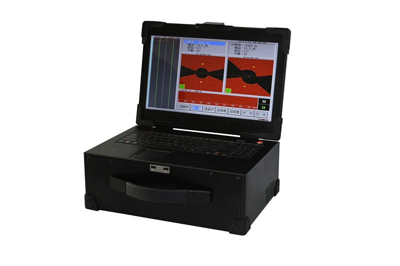 Eddy current flaw detector for natual gas pipe,steel pipe,boiler pipe and bearing