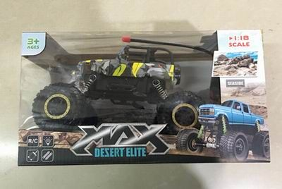 RC truck