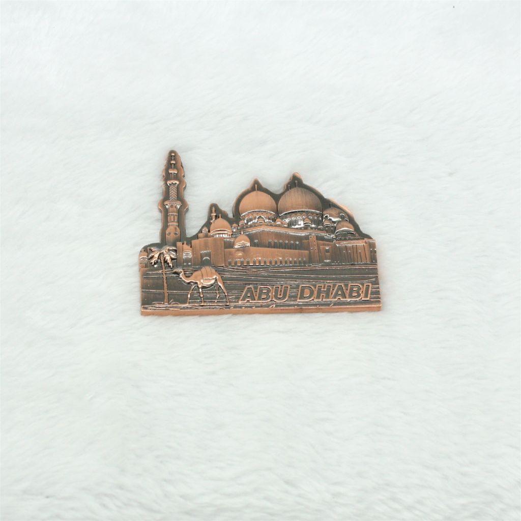 3D Antique Style Souvenir fridge magnet