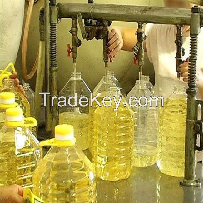 Sunflower oil and seed