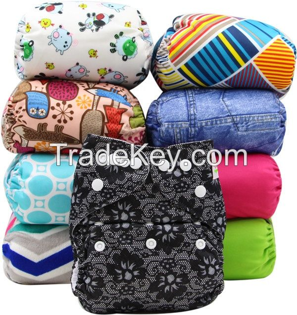 microfiber baby cloth diapers