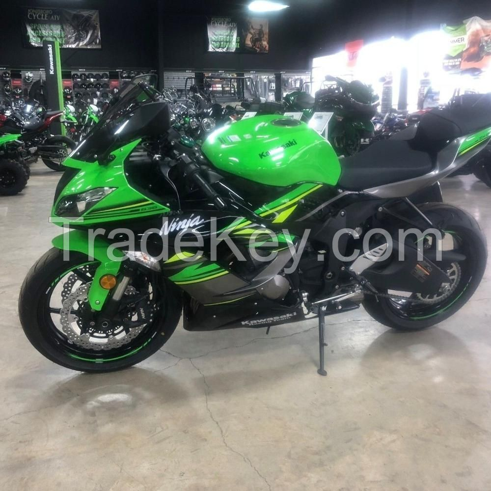 NEW/USED NINJA KAWASAKI BIKES ZX-10RR FOR SALE  whatsapp now@+886926043230
