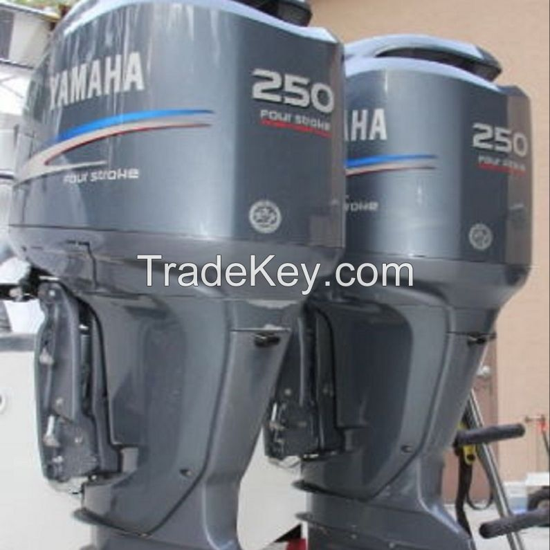Authentic Brand New/Used Yamahas 90HP 75HP 115HP 150HP 250 HP4 stroke outboard motor / boat engine  whatsapp +886926043230