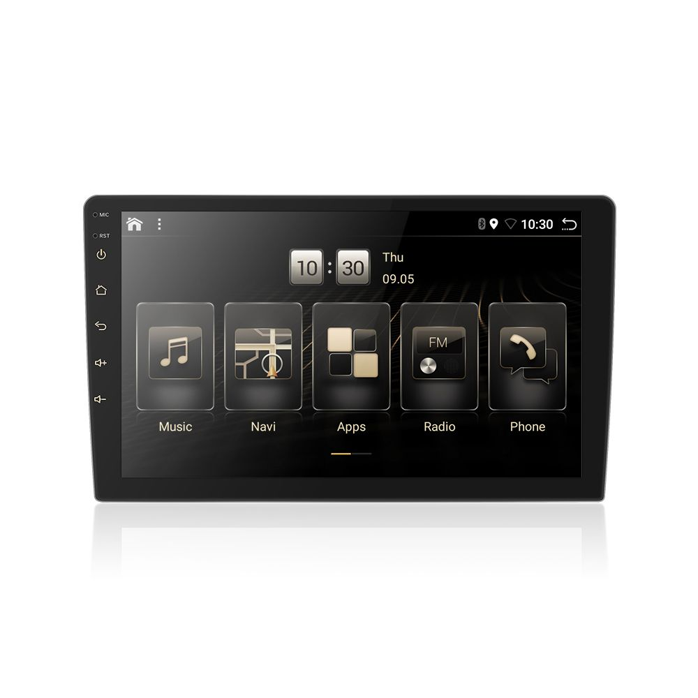 PX6 Android 9.0 car radio 1din car video player