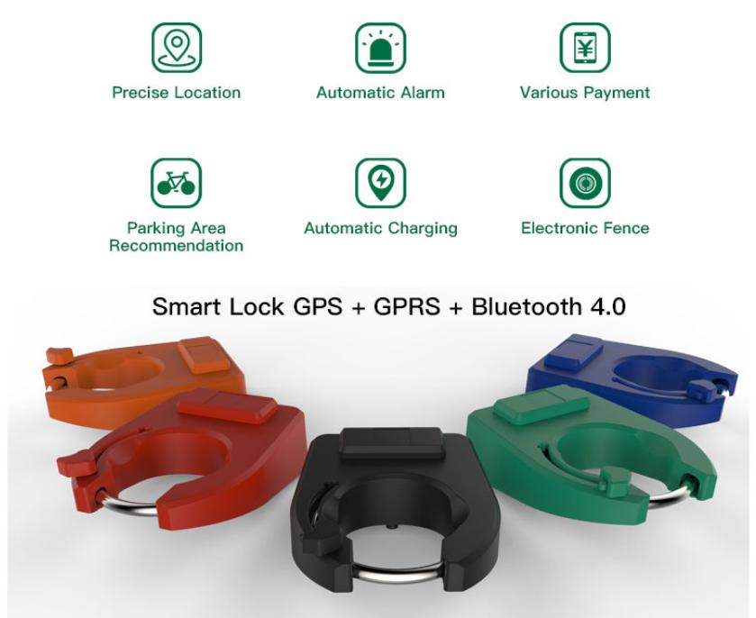 smart lock, bike lock, cabinet lock, gps tracker, scooter, car parking lock