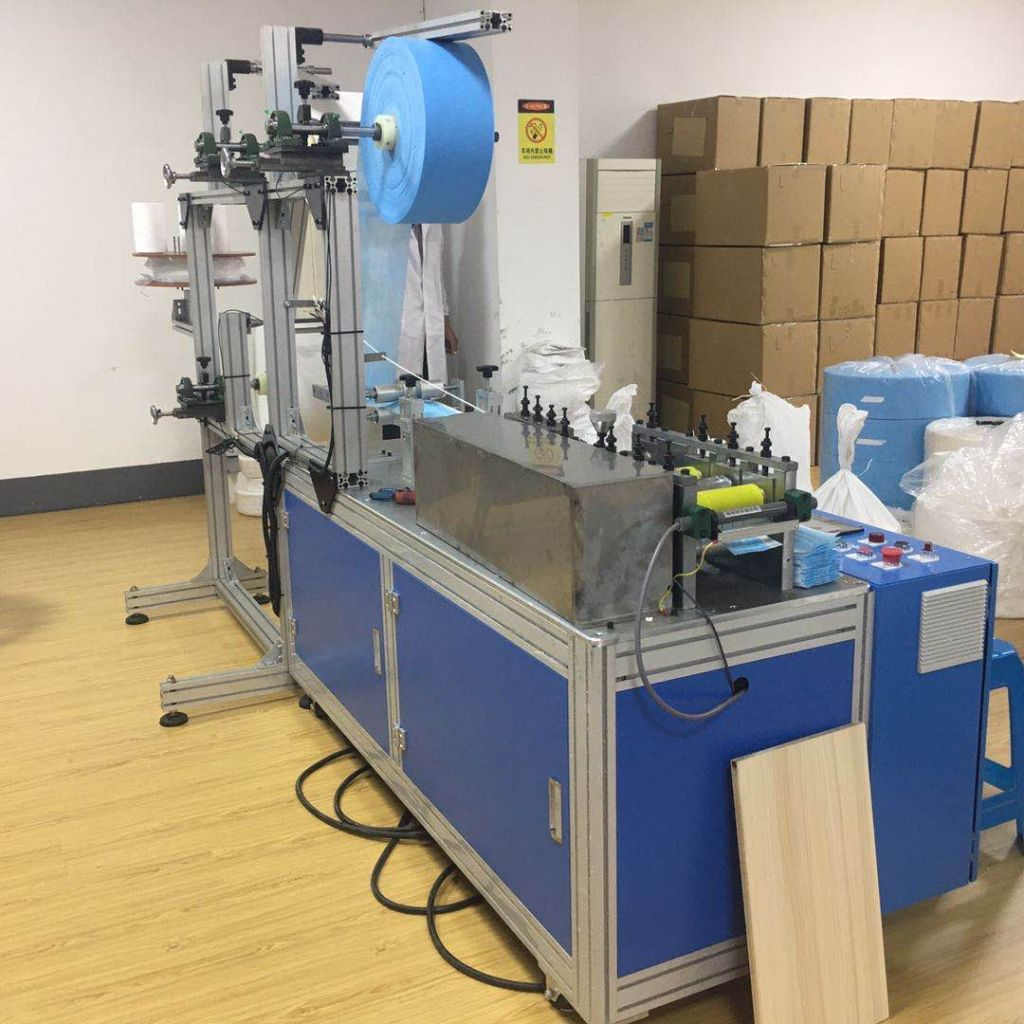 mask machines for KN95