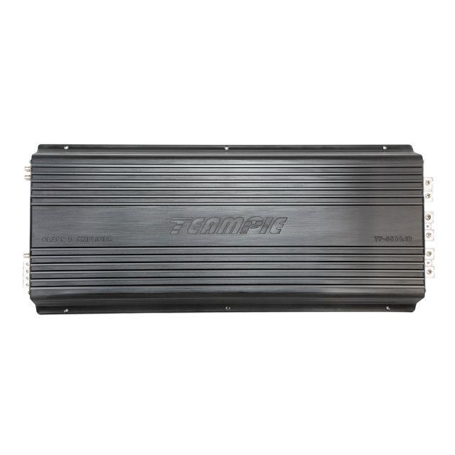 Professional High Power Car Amplifier 5500W Competition Car Audio Amplifier Mono Block Class D