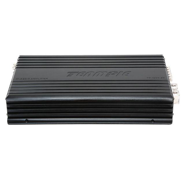 Good Quality High Power Car Amplifier 1200W Competition Car Audio Amplifier Mono Block Class D