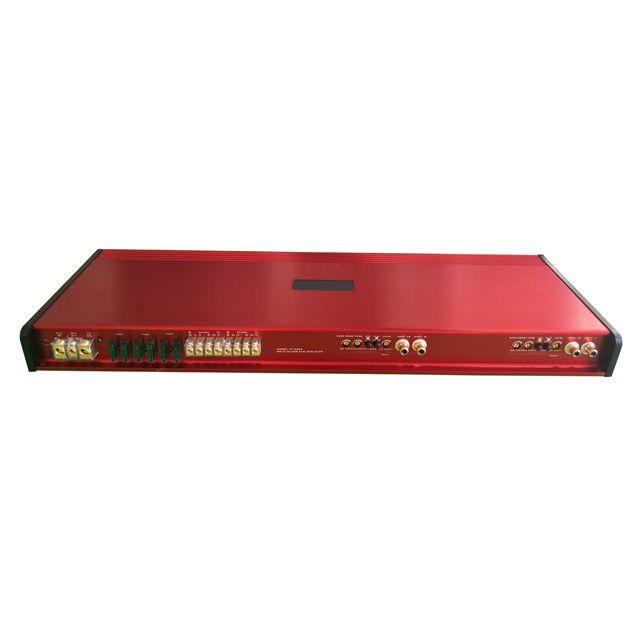 Professional High Power Car Amplifier 200W 4 Channel Competition Car Audio Amplifier Mono Block Class AB