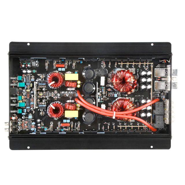 Good Quality High Power Car Amplifier 2500W Competition Car Audio Amplifier Mono Block Class D