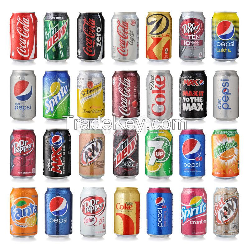 buy soft drinks/natural mineral water and energy drink