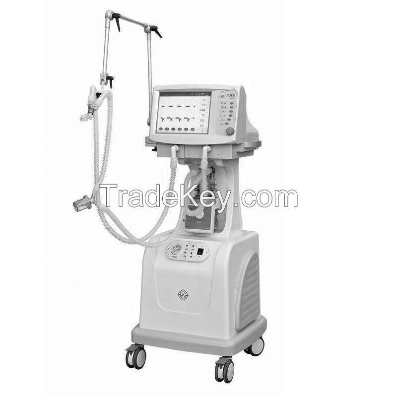 medical respiratory oxygen machine for breathing