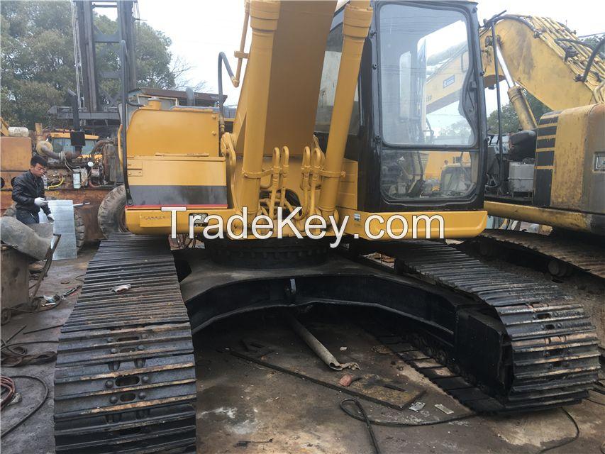 USED Caterpillar 320B crawler excavator for sale