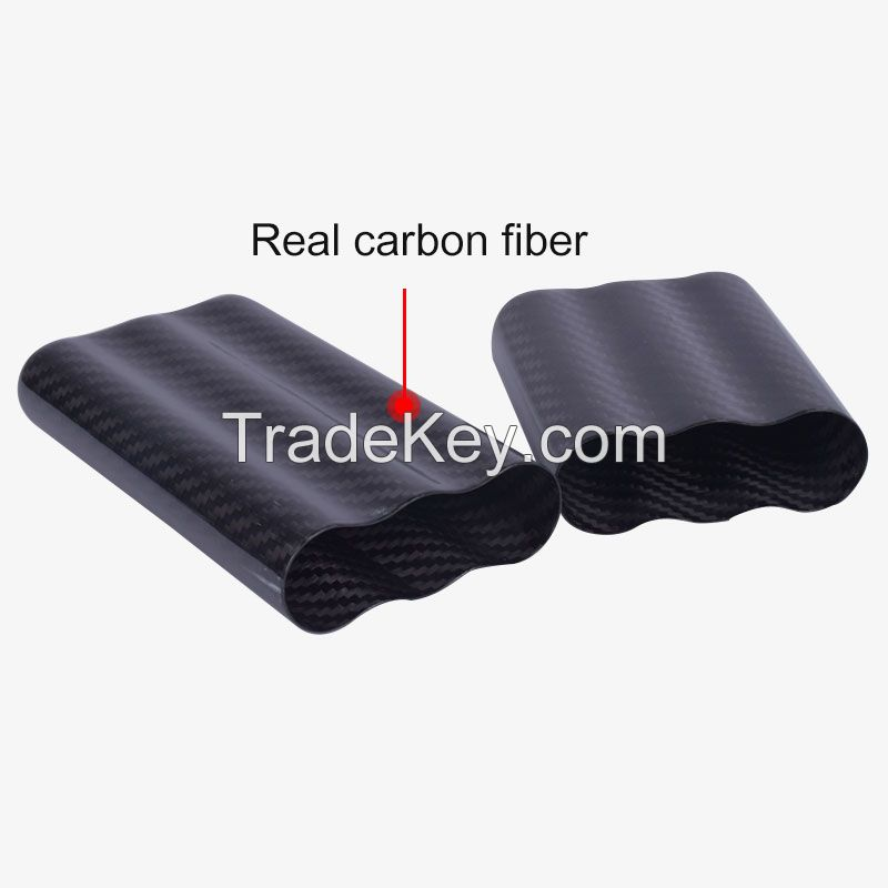 Carbon fiber cigar tube