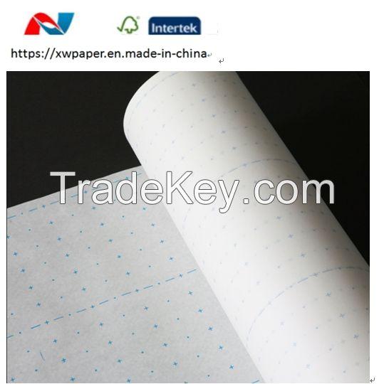 Dot/cross goodguide marker paper for dressmaking pattern drafting