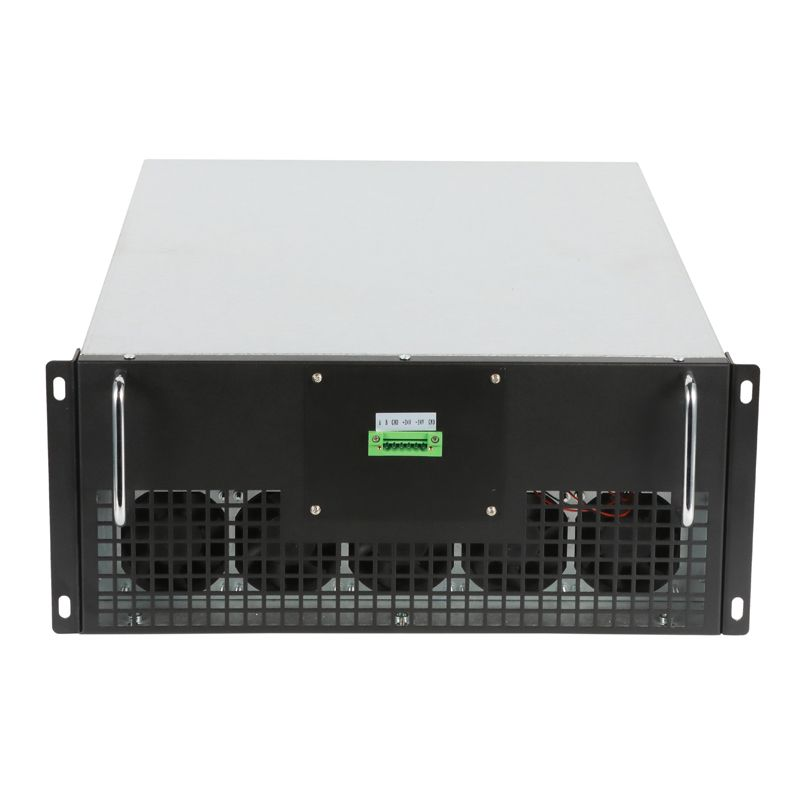 three phase static var generator module for reactive compensation