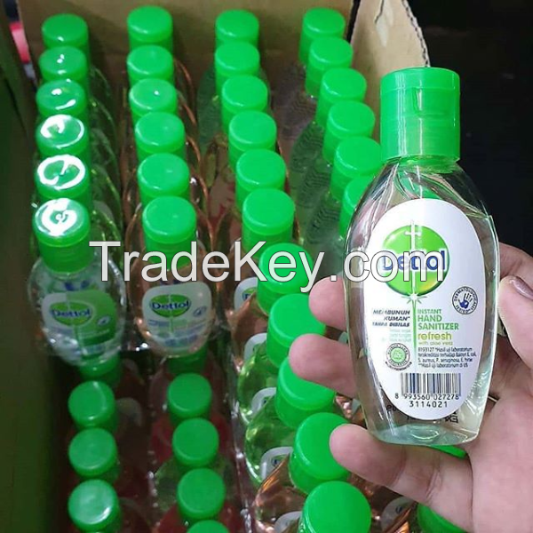 70ml Advanced Hand-Free Sanitizer Gel Hands Cleaner Hand Soap Easy Carry Soft Hands Gel Pocket Size for Adults Kids