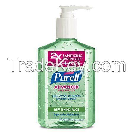 Purell Adance Hand Sanitizer Kills Germs 99.9%
