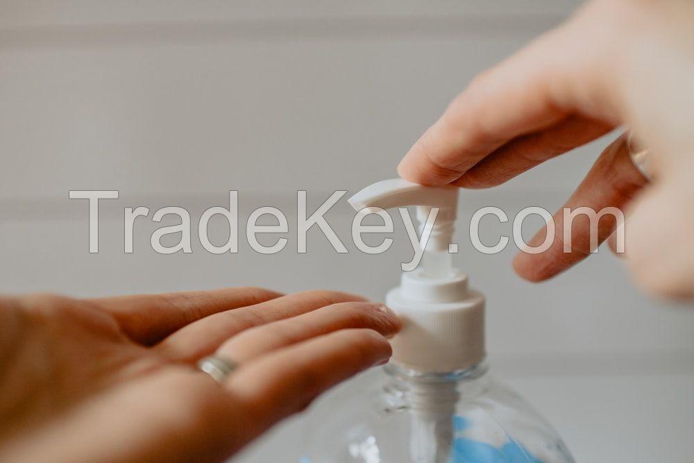 Antibacterial 75% alcohol disposable Dettol hand sanitizer gel kills 99.9% germs 500ml 200ml 50ml