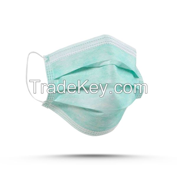Bulk Quantity Safety 3 ply surgical mask Face Mask Protect Mouth Available Wholesale Rate