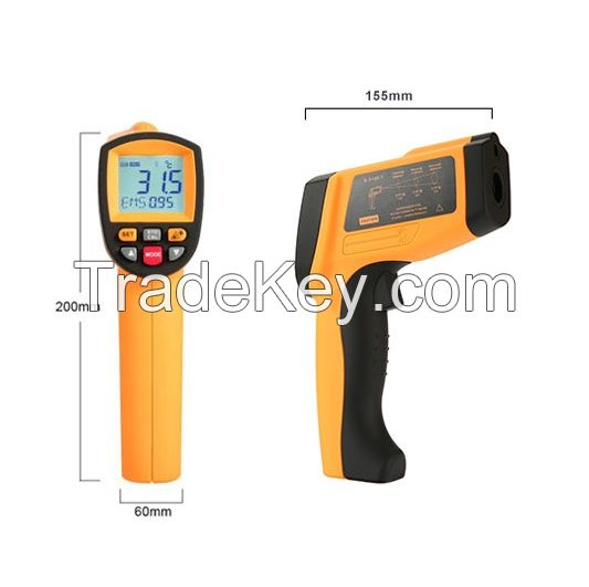BODY FEVER DIGITAL IR INFRARED THERMOMETER FOR BABY KIDS AND ADULTS