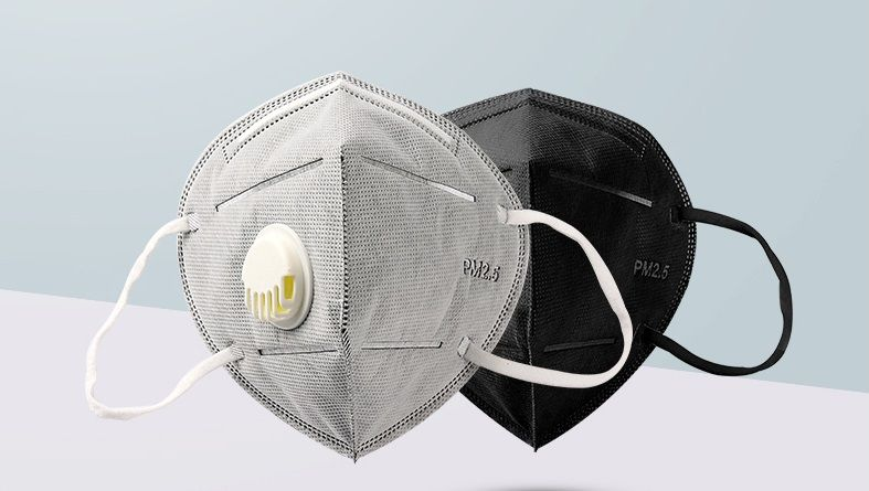 Hot Sell KN 95 Mask Melt-blown Fabric Mask Labor Anti Dust Mask Medical Disposable Mask