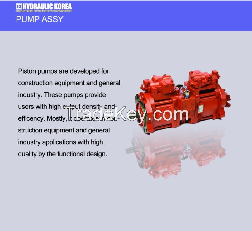 Spare parts for Heavy equipment
