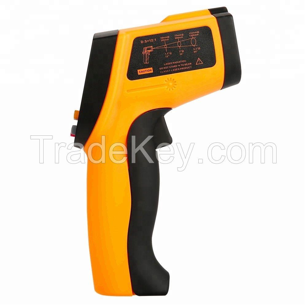 Dual Laser Intrinsically Safe Gun GM900 Laser IR Sensor Infared Thermometer