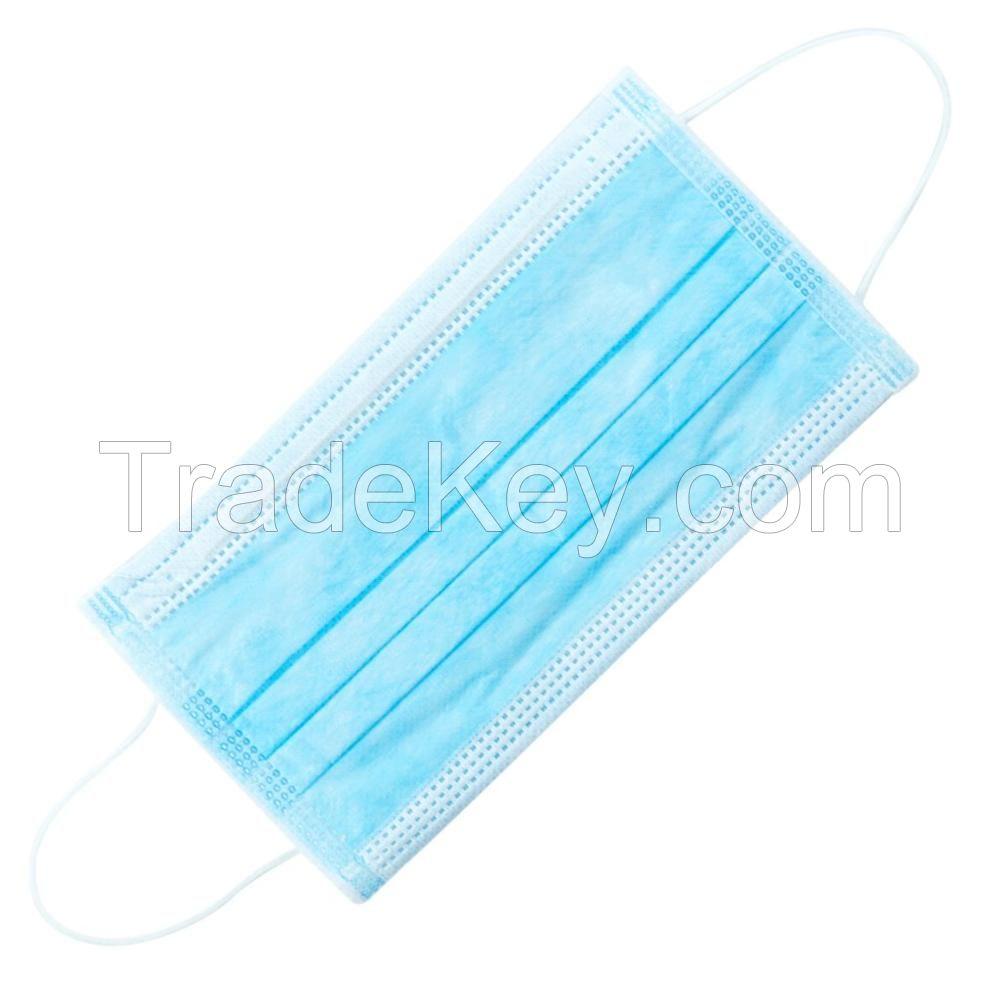 medical and surgical cotton disposable mask non woven fiber face mask