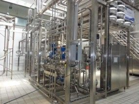 Fermented milk drink production line equipment