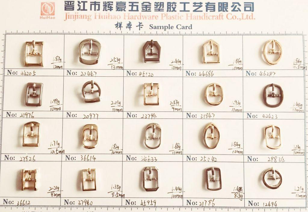 shoe buckle/metal buckle/shoe accessories