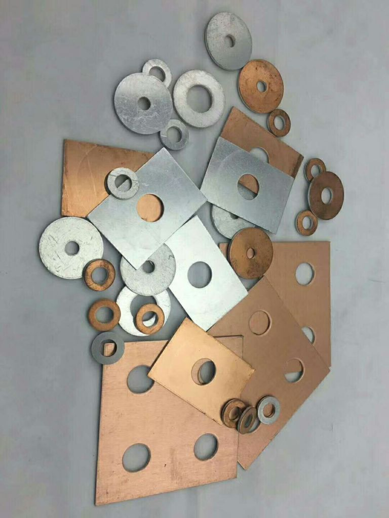 copper aluminum biemtal sheet plate washers