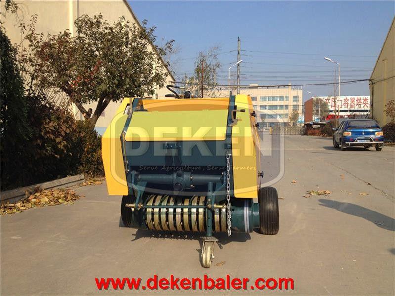 China K70 hay baler,round baler,mini baler,grass baler,star baler,deken baler with good price for sale