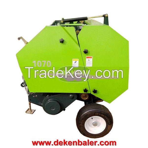 DEKEN mini baler, DEKEN baler, DEKEN round baler, DEKEN hay baler with good price for sale