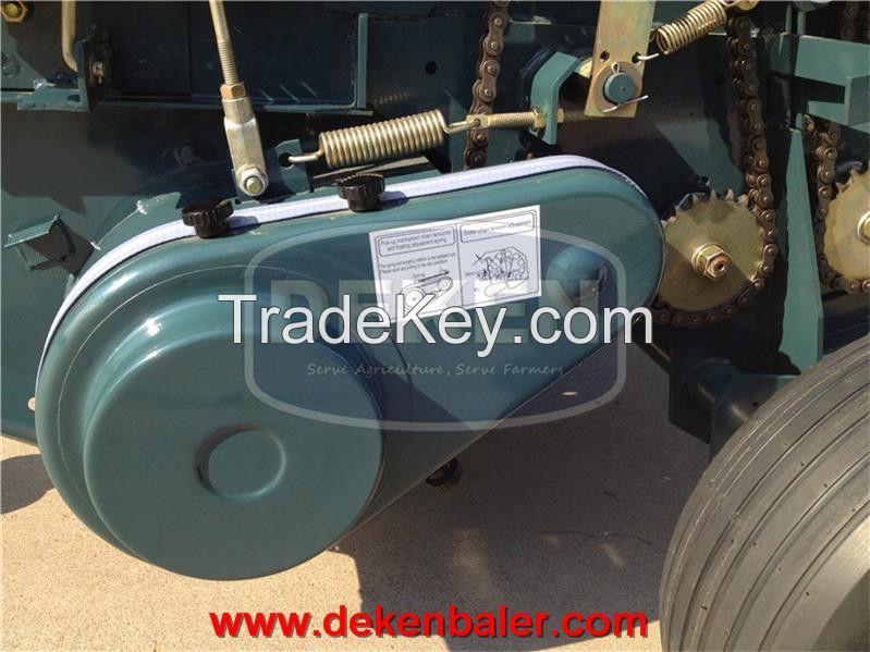 China 8050/8070 mini round baler, 8070 hay baler,MRB850/MRB870 round baler,straw baler,silage baler,hay baling machine for sale