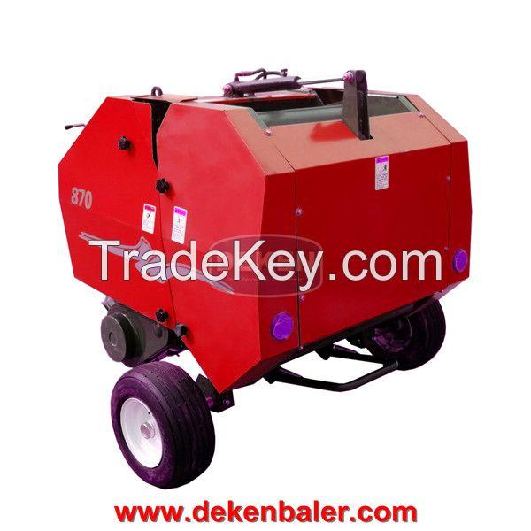 B70 hay baler,B70 mini round baler,B70 round baler,B70 baler,B70 baling machine with good price for sale